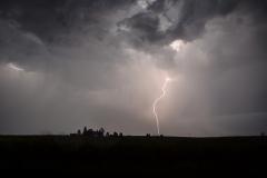 Madrid lightning 9-3-14 photo 2