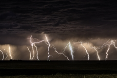 Burlington Colorado lightning stack composite