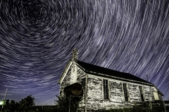 Guthrie County star trail