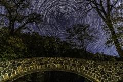 Ledges star trail 2