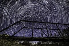 Mosquito star trail 1