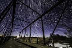 Mosquito star trail 2