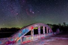 Rainbow Bridge Iowa Orion