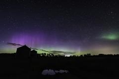 Woodward Iowa aurora