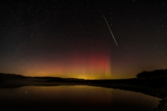 aurora and meteor night 1 combined