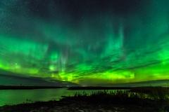 Canada northern lights aurora