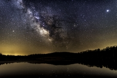 lake milky way