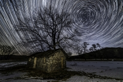 ledges star trail