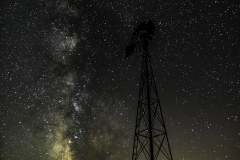 milky way and windmill Green Co