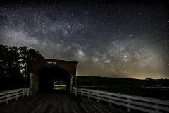 milky way hogback bridge