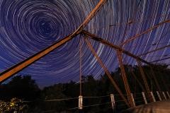 mosquito creek star trail night sky