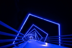 High Trestle Trail Bridge Iowa