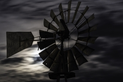 windmill full moon