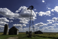 green co barn and windmill-4769
