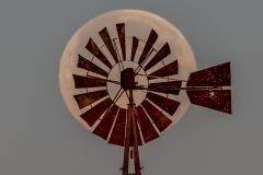moon windmill Iowa