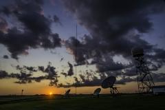 between the radar 4-4-16-0046