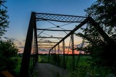 bridge and sunset-0342