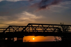 bridge sunset-0243