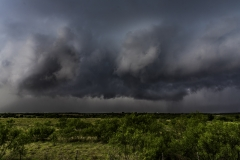 wall cloud south Childres TX 5-10-17-3432