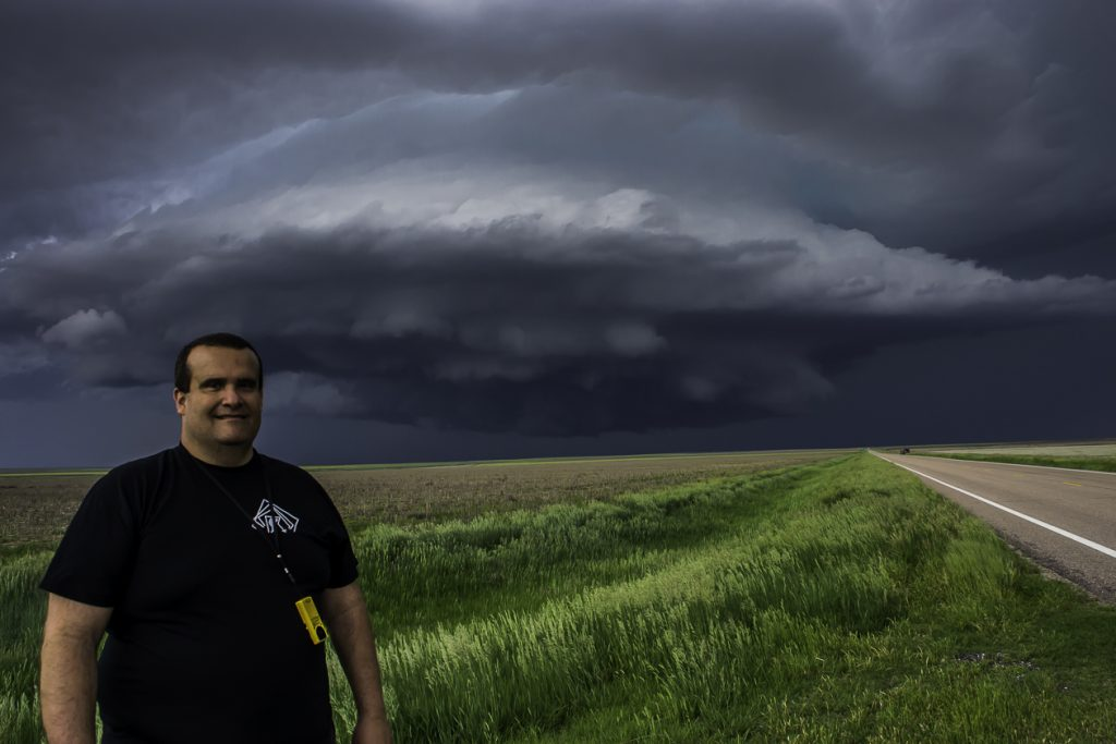 Willard Sharp storm chaser