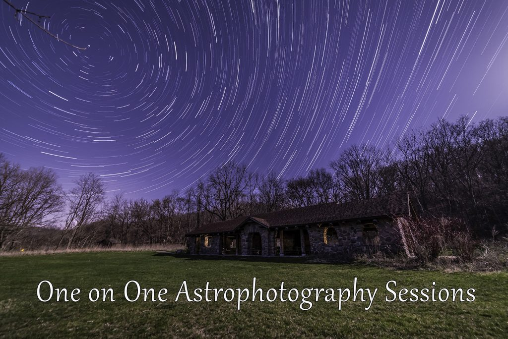 Willard Sharp photography night skies workshops