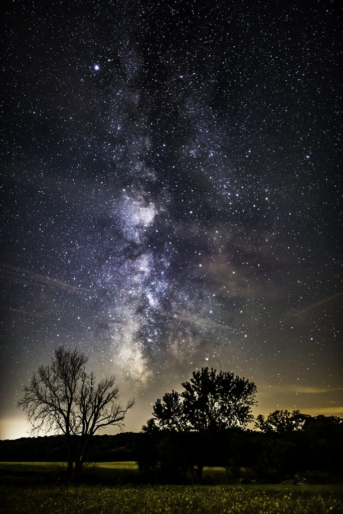 Iowa milky way private workshops