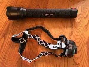 astrophotography flashlight