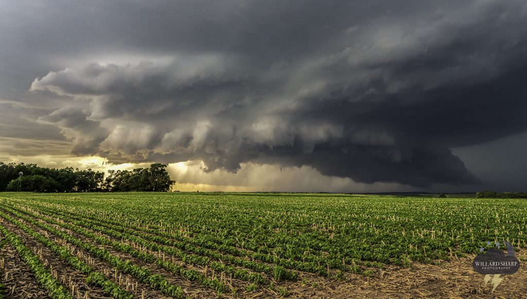 supercell storm weather Nebraska