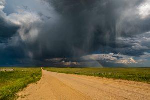 rainbow Wyoming